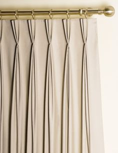 BHS ELECTRA Pinch Pleat Made To Measure Curtains