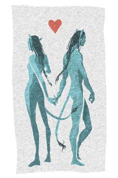 Avatar love...