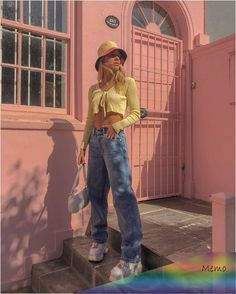Fashion Tips Outfits .Fashion Tips Outfits Retro Outfits, Vintage Outfits, Indie Outfits, Cute Casual Outfits, Yellow Outfits, Indie Clothes, Girly Outfits, Grunge Outfits, Dress Outfits