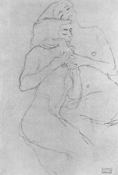 by Gustav Klimt (1862~1918)