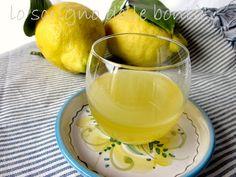 limoncello ricetta per prepararlo in casa