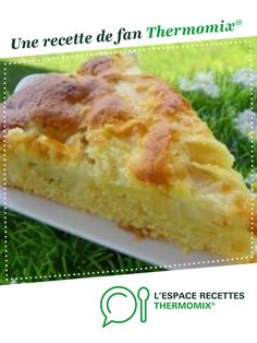 Moelleux aux pommes Apple softness by irina. A fan recipe to find in the Sweet pastries category on www.espace-recett …, from Thermomix®. Thermomix Bread, Thermomix Desserts, Sweet Pastries, Bread Cake, Apple Cake, Biscuits, Cake Recipes, Food And Drink, Cake