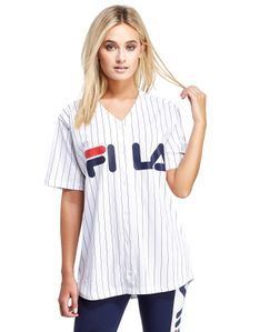 1d0eb58b604f69 Do You Think Baseball Is Interesting  Learn This First     You can get  additional details at the image link. Fila Logan Baseball T-Shirt ...