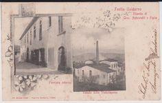FAELLA VALDARNO AREZZO FABBRICA - FILANDA 1902 BELLA ! | eBay