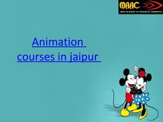 The courses and syllabus that is followed by Maya Animation in Jaipur is extremely student friendly. The field is based on practical knowledge hence students get to work practically on their computer systems so that understanding gets improved The course provides inside out knowledge of audio editing, graphics, video editing, modeling and match moving.
