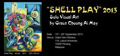 Solo Exhibition by Grace Choong in Penang