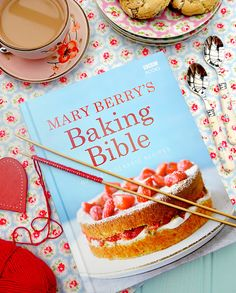 many delicious cake recipes .. Mary Berry