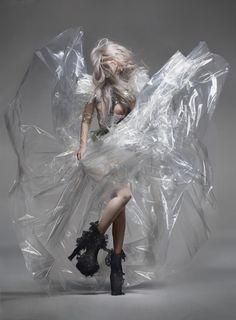 Nick Knight for Vani     Nick Knight for Vanity Fair :: Lady Gaga