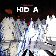 "Radiohead- Kid A [ 2 x 10"" 180g Vinyl Records Limited Edition]"