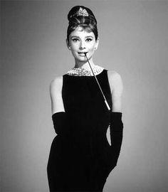 Icono de moda Audrey Hepburn