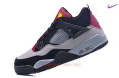 08c479638d5a 303895-111 Grey Black Red 7Lab4 AIR JORDAN 4 RETRO For Sale Y5BRB3