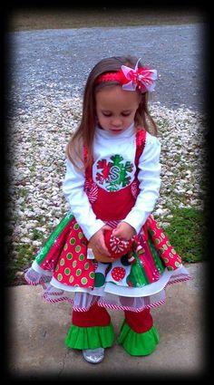 christmas set- Facebook.com/wholelotofhooplacreations