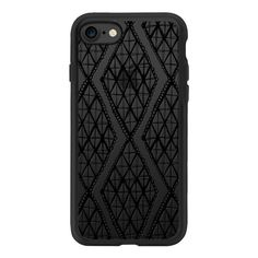 Black Lace - iPhone 7 Case And Cover ($40) ❤ liked on Polyvore featuring accessories, tech accessories, phone, iphone case, apple iphone case, clear iphone case, iphone cases, iphone cover case and lace iphone case