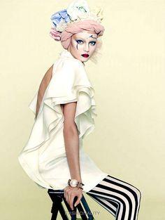 Spring Fashion clown by Fashionality (11)
