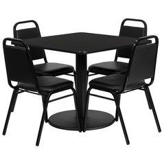 restaurant table set RSRB1009-GG