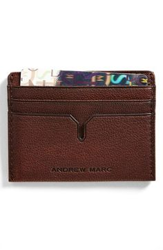 Andrew Marc 'Bowery' Card Case available at #Nordstrom