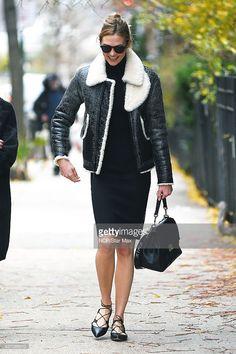 Model Karlie Kloss is seen on December 1, 2016 in New York City.