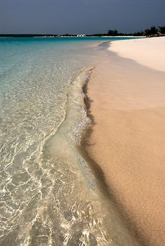 Beach, Long Island, Bahamas by Shane Pinder
