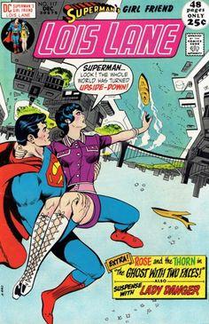 Superman's Girl Friend, Lois Lane (Volume) - Comic Vine