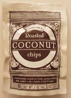 What's Good at Trader Joe's?: Trader Joe's Roasted Coconut Chips