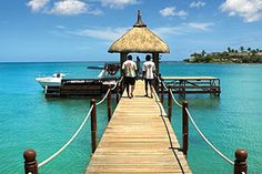 The jetty Mauritius Honeymoon, Maurice, Holiday Destinations, To Go, Places, Travelling, Luxury Hotels, Vacation, Mauritius Holidays