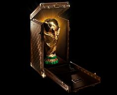 FIFA World Cup Trophy travel case #vuitton
