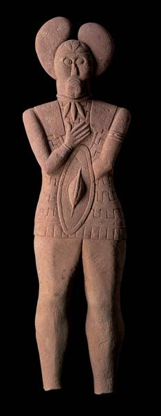 """""""The """"Lord of Glauberg"""" (ca. 500 B. Ancient Aliens, Ancient History, Art History, Alexandre Le Grand, Monumental Architecture, Celtic Culture, Art Premier, Archaeological Discoveries, Art Sculpture"""