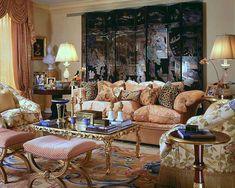 American living room design William Eubanks