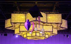 RAMADAN MAJLIS DWTC  #Dubai #UAE #DubaiEvents #Events #Event #DXB #Exhibition #Fabrication #RamadanInDubai #RamadanKareem Dubai Events, Ramadan, Table Lamp, Ceiling Lights, Paper, Home Decor, Table Lamps, Decoration Home, Room Decor
