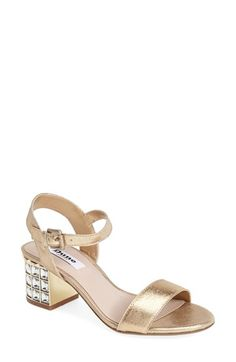 Dune London Harah Block Heel Sandal Women Available At Nordstrom Shoes For WeddingDesigner