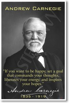"""Andrew Carnegie - """"People Who Are Unable to Motivate Themselves."""" - NEW Famous Person Poster - Sprüche Nachdenken Now Quotes, Life Quotes Love, Great Quotes, Quotes To Live By, Fact Quotes, Funny Quotes, Short Inspirational Quotes, Inspirational Artwork, Motivational Quotes"""