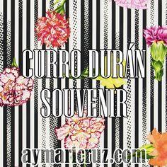 We Love Flamenco 2015. Curro Durán: Souvenir | por Cayetano Gómez vía ¡Ay Maricrú!