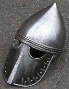 norman helmet pattern - Google Search