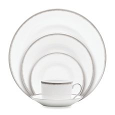 Wedgwood Silver Aster