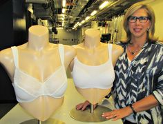QVC Fashionable Early Show launching two more GO2BRAS with founder Connie Elder. August 2014