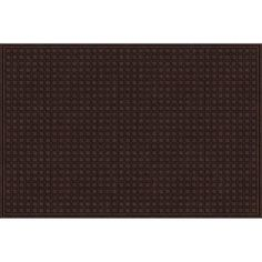 TrafficMASTER Brown 48 in. x 72 in. Synthetic Surface and Recycled Rubber Commercial Door Mat-60-885-1403-40000600 - The Home Depot