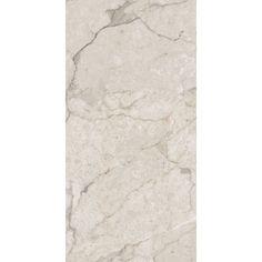 12 in. x 23.82 in. Carrara White Luxury Vinyl Tile Flooring (19.8 sq. ft. / case)