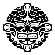 Конкурс | Полинезийская татуировка