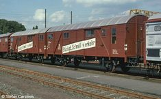 3Seenbahn Gueterwagen