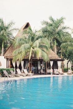 Relaxing in Playa del Carmen Mexico - Entouriste