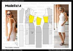 ModelistA: A3 NUM 0322 DRESS