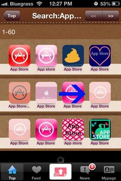 The Super Messy Supermommy: iPhone Customization--Part TWO!