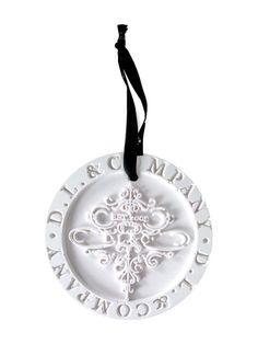Thorn Apple Scented Ceramic Medallion by D.L.