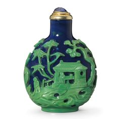 Chinese snuff bottles: a collecting guide