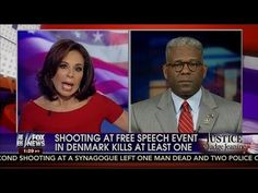 Allen West With Judge Jeanine - YouTube
