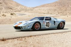 This car would be one of the world's most valuable cars regardless of its film credits. It raced and won at the highest level, is one of just two original lightweight Ford GT40s which employed carbon fibre bodywork, and one of a handful of GT40s which broke Ferrari's Le Mans dominance. It was also the camera car which filmed the 200 mph action in one of the most iconic motor sport movies in history.