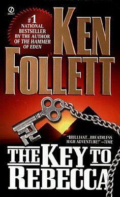The Key to Rebecca by Ken Follett. $5.46