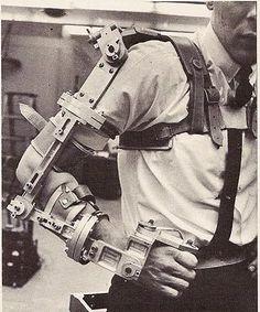 executive exoskeleton