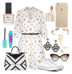 """""""Untitled #61"""" by shababy0403 on Polyvore featuring Yumi, Converse, Dolce&Gabbana, Cutler and Gross, Eugenia Kim and ncLA"""