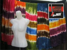 Man N WOmen Wear product,... 100%cotton hand made coloring process,. the rich color n fresh...